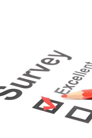 Survey Stock Photo - 12530159