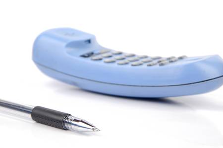 landlines: Telephone and pen