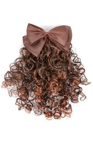 untangle: Wig Stock Photo