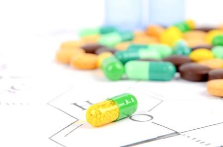 Medicine Stock Photo - 12705362