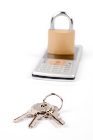 Information security Stock Photo - 12700623