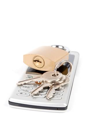 Information security Stock Photo - 12705373