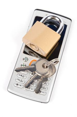 Information security Stock Photo - 12706152
