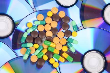 conputer: DVD and medicine