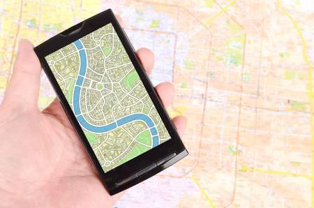 GPS photo
