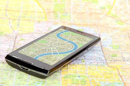 gps  map: GPS