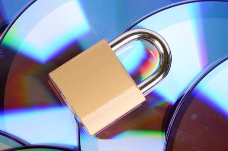 Information security Stock Photo - 12705162