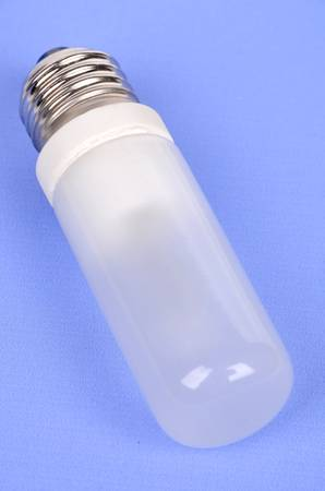 Model lamp photo