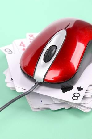 On line gambling photo