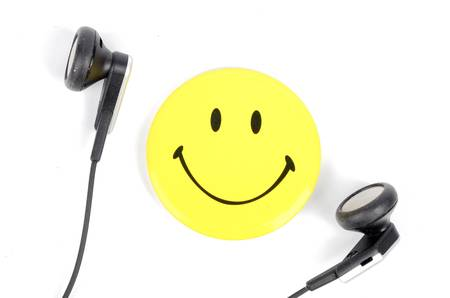 Happy music photo
