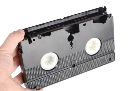 Video tape Stock Photo - 12698693