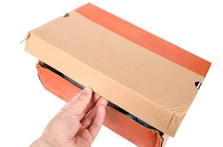 Paper box Stock Photo - 12739435