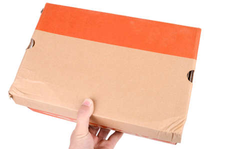 Paper box Stock Photo - 12739403