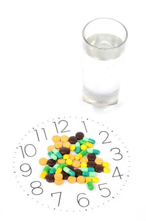 Take medicine photo