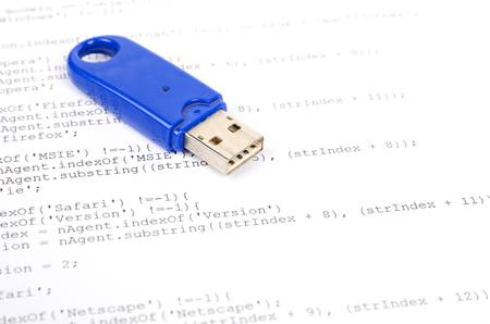 USB disk and html