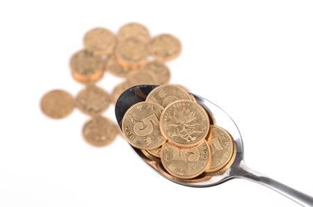 cuve: Money Stock Photo