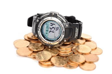 ceramica: Time is money