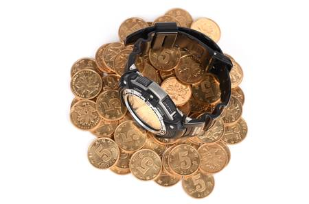 Time is money Stock Photo - 12822502