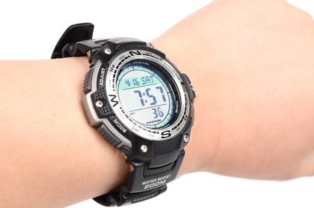 Digital watch Stock Photo - 12822529