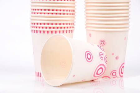 Paper cup Stock Photo - 12822630