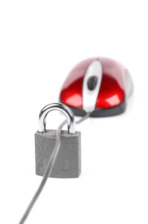 parental control: Information security Stock Photo
