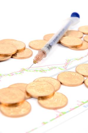 Make money Stock Photo - 12822866