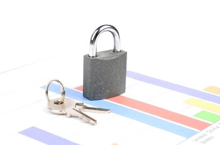 Financial security Stock Photo - 12821014