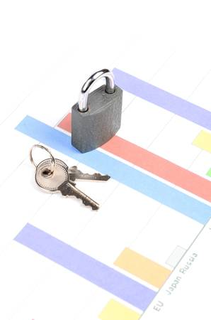 Financial security Stock Photo - 12821018