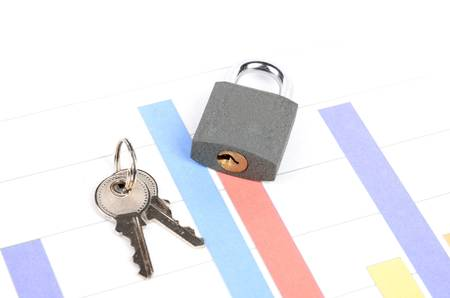 Financial security Stock Photo - 12820897