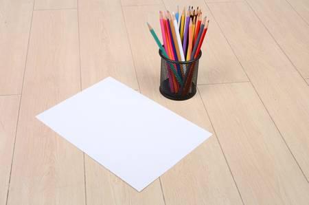 desk tidy: Drawing