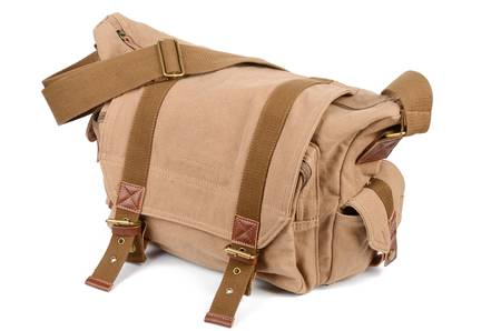 duffle: Canvas bag