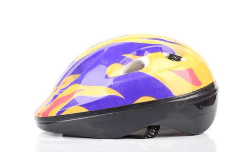 Bicycle helmet photo