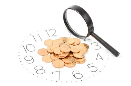 Time is money Stock Photo - 12975217