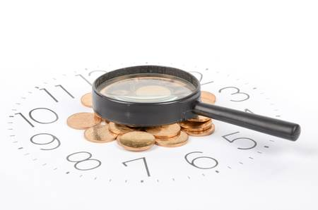 Time is money Stock Photo - 12974918