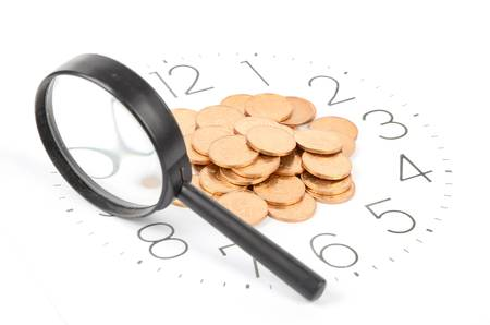 Time is money Stock Photo - 12975018