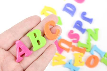 numeracy: Letters