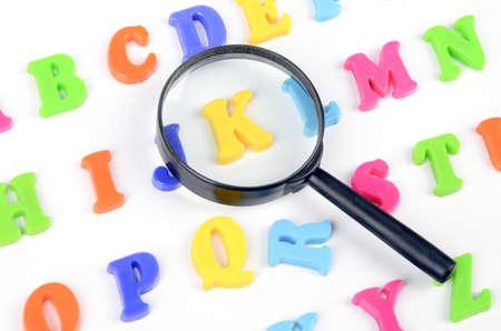 Letters photo