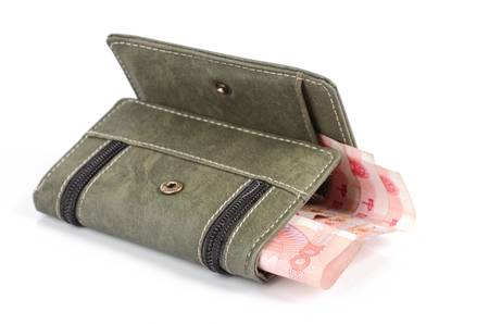 Wallet Stock Photo - 12974587