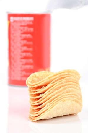 Potato chips Stock Photo - 13034706