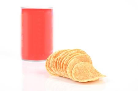 titbits: Potato chips