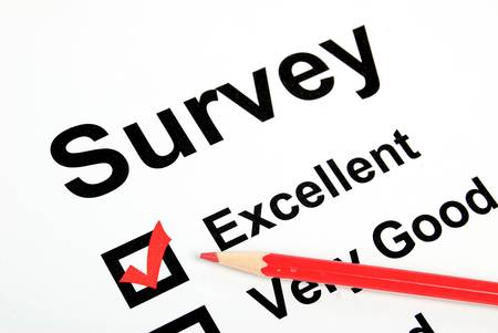 Survey Stock Photo - 13139091