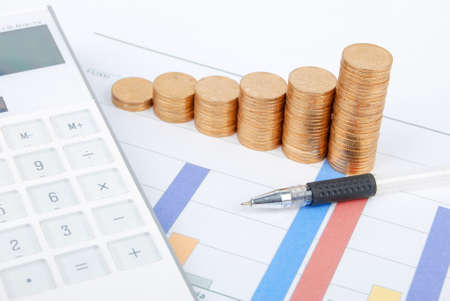 coppers: Business Stock Photo