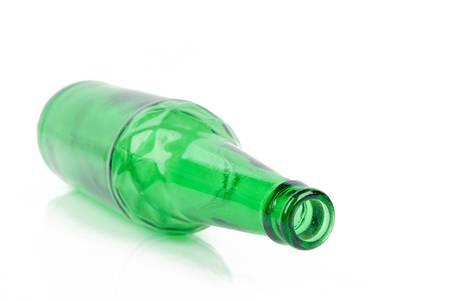 unopened: Wine bottle