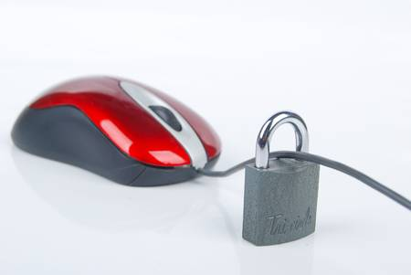 Internet security Stock Photo - 13252876