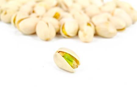 Pistachio nuts 版權商用圖片