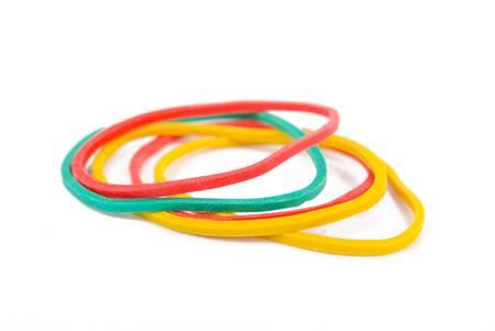 rubberband: Rubber band