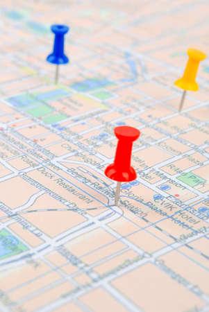 elhelyezkedés: Rajzszög és térkép