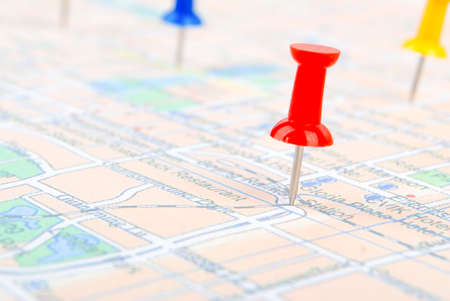 fix: Push pin a mapa