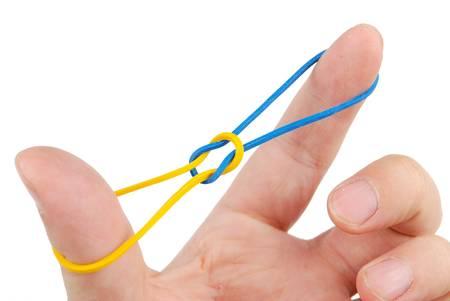 elasticidad: Banda elástica
