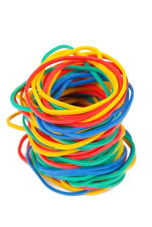 stretchy: Rubber band